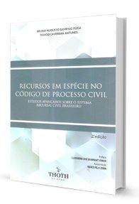 Imagem - Recursos em Espécie no código de Processo Civil