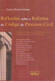 Imagem - Reflexões Sobre a Reforma do código de Processo Civil