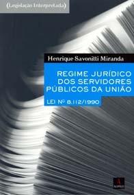 Imagem - Regime Jurídico dos Servidores públicos da União