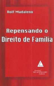 Imagem - Repensando O Direito de Família