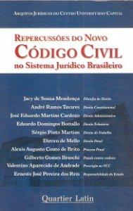 Imagem - Repercussão do Novo código Civil no Sistema Jurídico Brasileiro