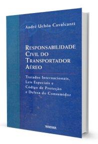 Imagem - Responsabilidade Civil do Transportador aéreo - (Livro Usado)