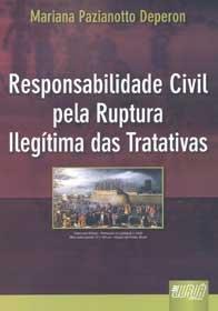 Imagem - Responsabilidade Civil Pela Ruptura Ilegítima das Tratativas