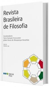 Imagem - Revista Brasileira de Filosofia - volume 240