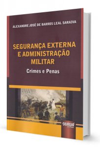 Imagem - Segurança Externa e Administração Militar - Crimes e Penas