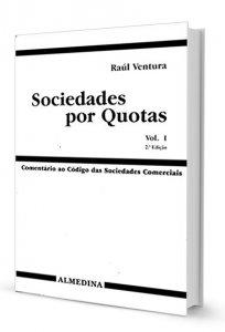 Imagem - Sociedades por Quotas - Vol. I