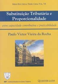 Imagem - Substituição Tributária e Proporcionalidade Entre Capacidade Contributiva e Praticabilidade