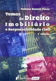 Imagem - Temas de Direito Imobiliário e Responsabilidade Civil