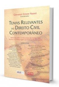 Imagem - Temas Relevantes do Direito Civil Contemporâneo