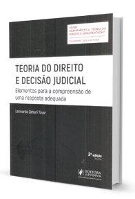 Imagem - Teoria do Direito e Decisão Judicial