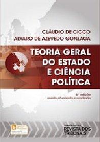 Imagem - Teoria Geral do Estado e Ciência Politica