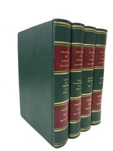 Imagem - Tratado de Direito Cambiario 4 Vols.
