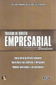 Imagem - Tratado de Direito Empresarial Brasileiro
