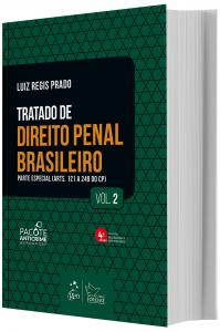 Imagem - Tratado de Direito Penal Brasileiro - Parte Especial - V 2