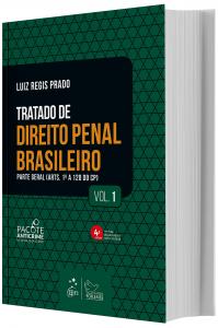 Imagem - Tratado de Direito Penal Brasileiro - Parte Geral - V 1