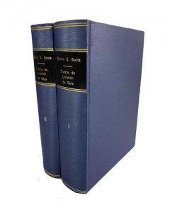 Imagem - Tratado de Locación de Obra 2 Vols.