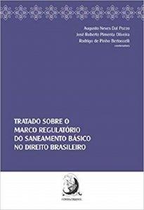Imagem - Tratado Sobre o Marco Regulatório do Saneamento Básico no Direito Brasileiro