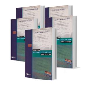 Imagem - Tratado Teórico e Prático dos Contratos 5v