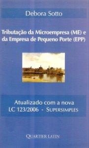 Imagem - Tributação da Microempresa (Me) e da Empresa de Pequeno Porte (Epp)