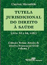 Imagem - Tutela Jurisdicional do Direito a Saude - V. 7