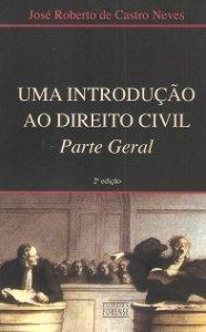 Imagem - Uma Introdução Ao Direito Civil