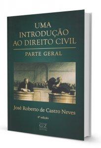 Imagem - Uma Introdução ao Direito Civil - Parte Geral