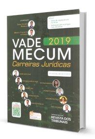 Imagem - Vade Mecum - 2019 Carreiras Jurídicas