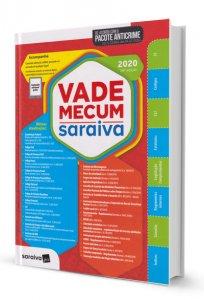 Imagem - Vade Mecum 2020 - Saraiva