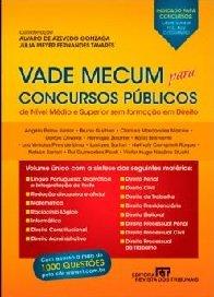 Imagem - Vade Mecum para Concursos Publicos