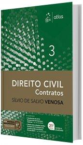 Imagem - Venosa Direito Civil Contratos Vol 3