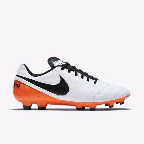 Chuteira Nike Tiempo Genio II Leather FG 819213 34126c778f9f9