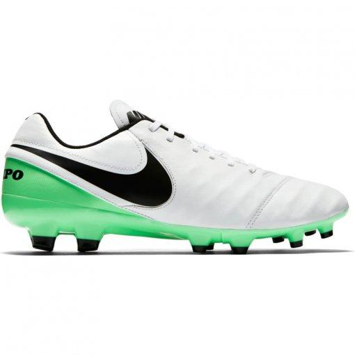 ca1294d5ba Chuteira Nike Tiempo Genio II Leather FG 819213