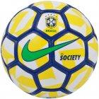 Imagem - Bola Nike Society CBF SC2919-100 cód: Bola Nike Society CBF SC2919-100