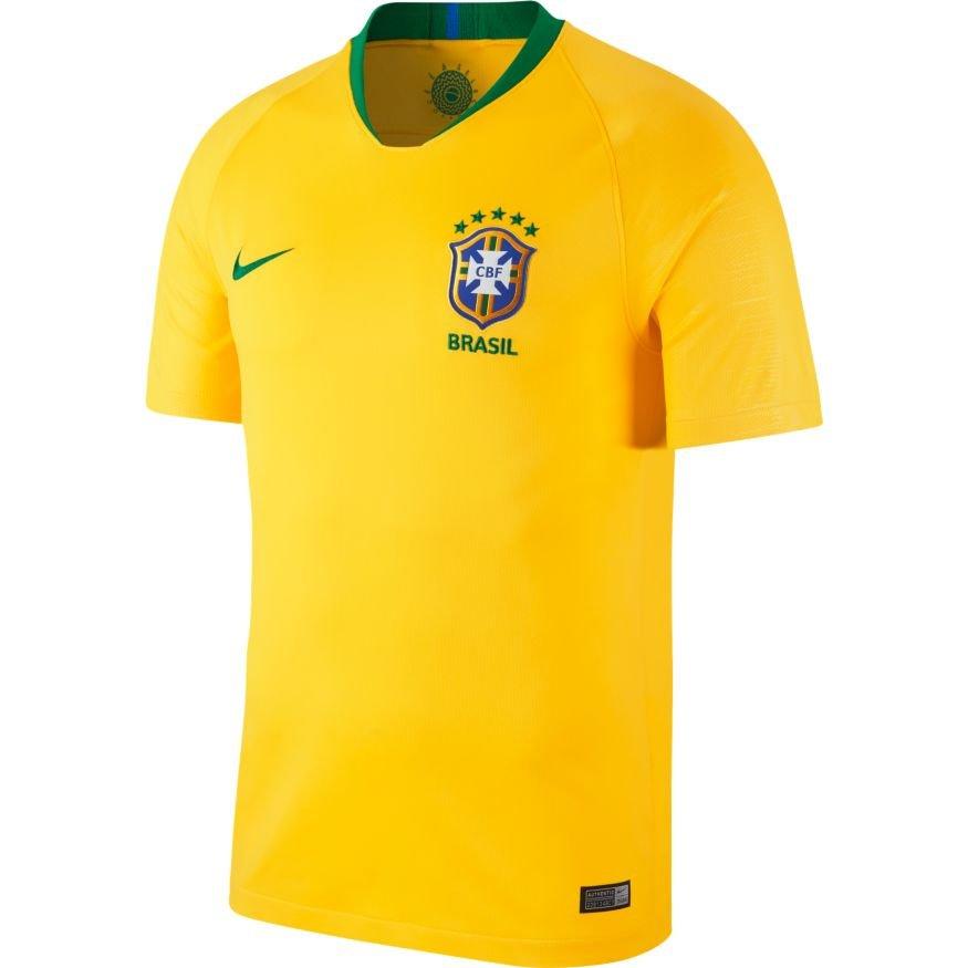 61f76e3bde3 Camiseta Nike Manga Curta CBF M BRT 893856