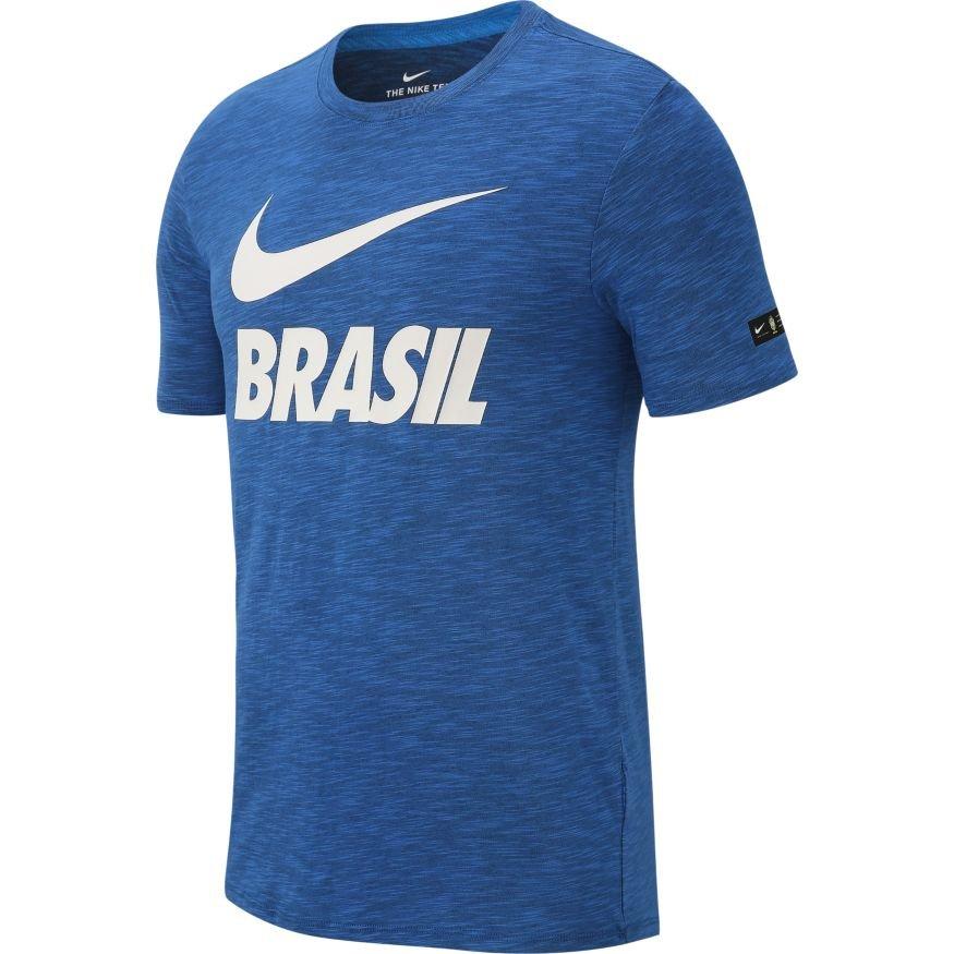 6b2d0f499c Camiseta Nike Manga Curta CBF M Dry 888867