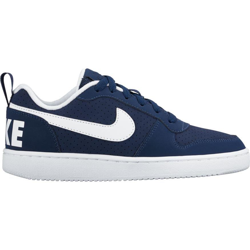 511f0ae58c Tênis Nike Court Borough LOW (GS) 839985