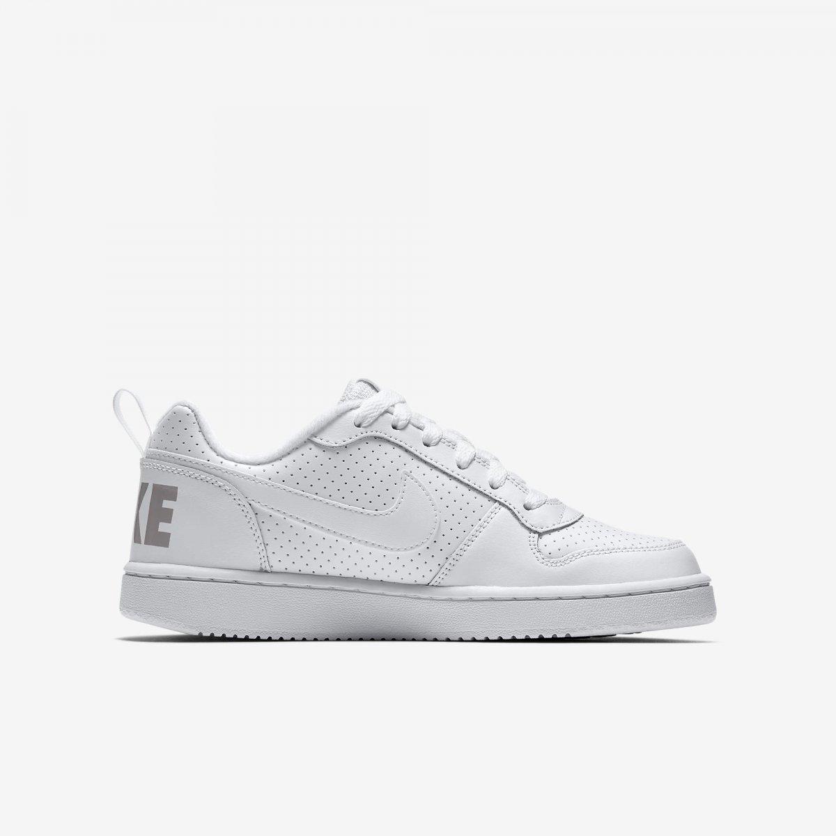 e34e61deead Tênis Nike Court Borough LOW (GS) 839985