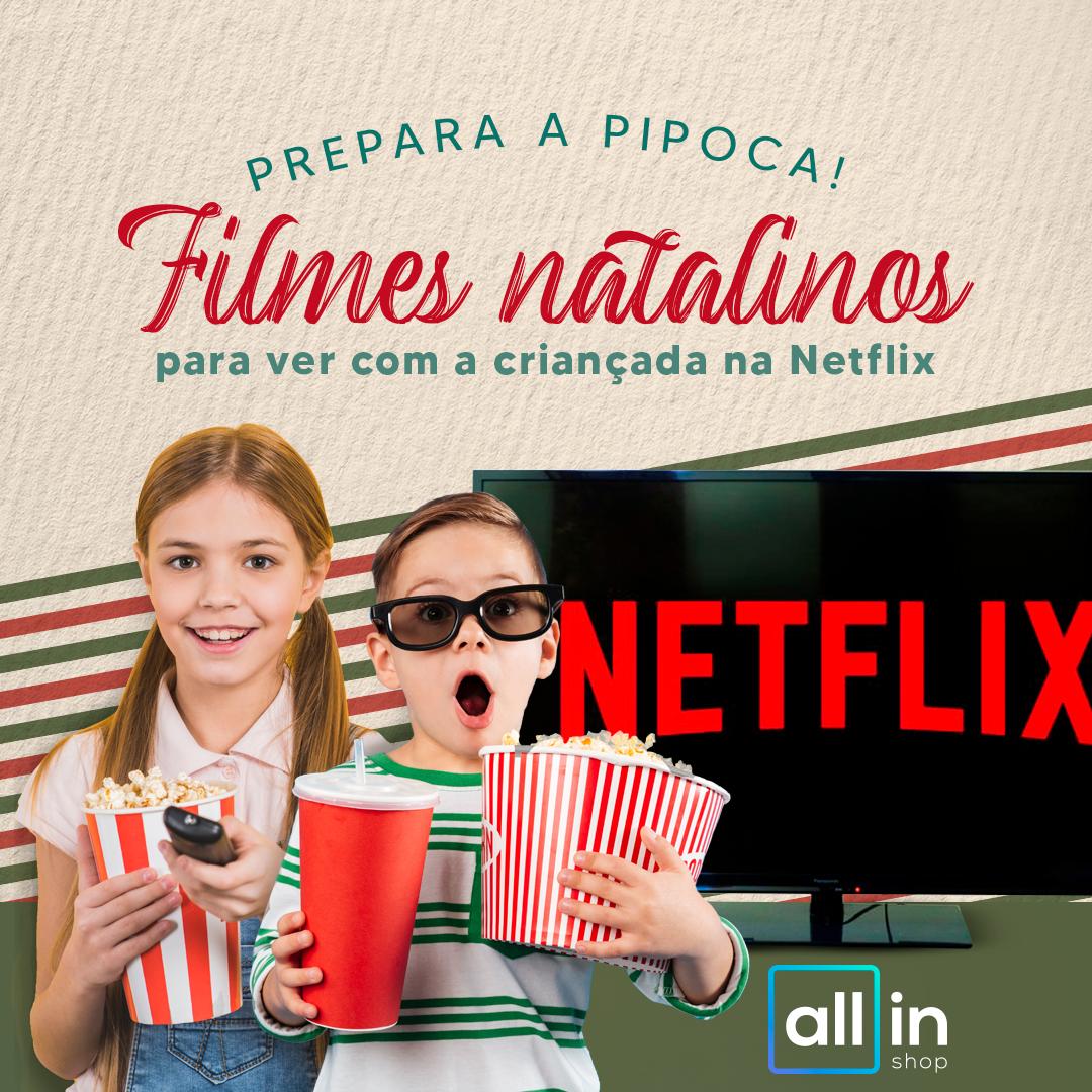 Imagem - Prepara a pipoca! Filmes natalinos para ver com a criançada na Netflix