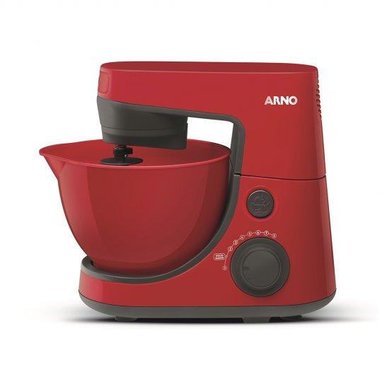 Batedeira Planetária Arno SX86 Vermelha 4L 600W