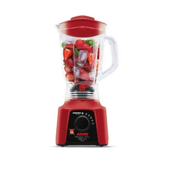Liquidificador Arno Power Mix LQ30 Vermelho