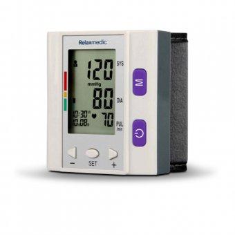 Imagem - Aparelho de Pressão Digital RelaxMedic Pocket Control Portátil