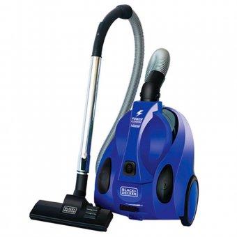 Imagem - Aspirador de Pó Azul Black Decker Ciclônico A4-BR 1400W 127V