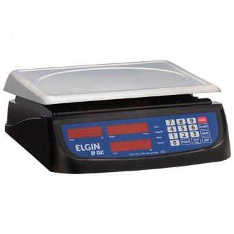 Imagem - Balança Comercial Elgin DP-1502 15KG 2G