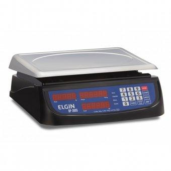 Imagem - Balança Comercial Elgin DP-3005 30KG 5G