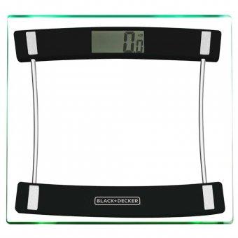 Imagem - Balança de Banheiro Black Decker até 180 Kg BK35-BR