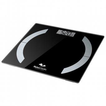 Imagem - Balança Digital RelaxMedic Com Bluetooth Elegance App BD9090A