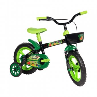 Imagem - Bicicleta Aro 12 Styll Baby Dino