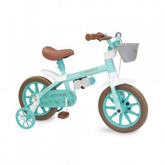 Imagem - Bicicleta Nathor Aro 12 Antonella Acqua Baby