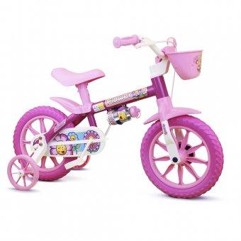Imagem - Bicicleta Nathor Aro 12 Flower 10