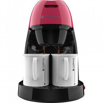 Imagem - Cafeteira Single Cadence Colors CAF217 Rosa
